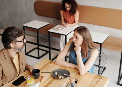 Productive Disagreement: When we can only agree that we don't agree